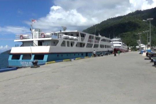 Jelang lebaran, rute kapal Halmahera Selatan-Ternate PP ditutup sementara