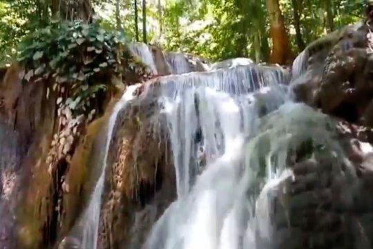 BKSDA Sultra tutup wisata alam Air Terjun Moramo