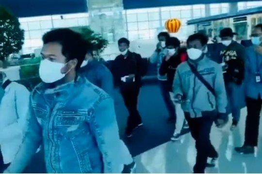 KBRI Seoul dampingi pemulangan 14 WNI ABK