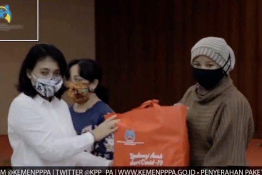KemenPPPA salurkan 1.134 paket bantuan