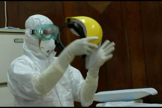 Mengurangi efek penggunaan limbah masker sekali pakai