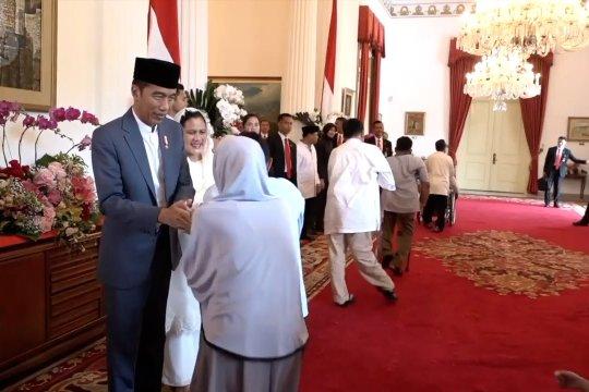 Presiden Jokowi tiadakan Gelar Griya Idul Fitri  1441 H