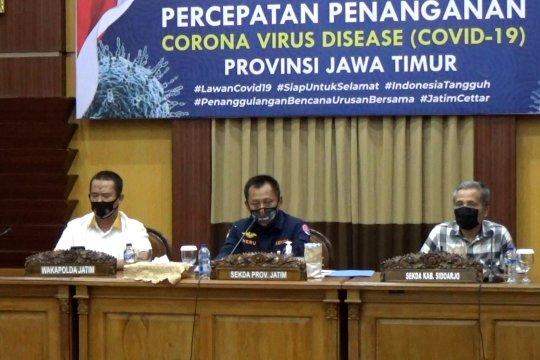Surabaya Raya perpanjang PSBB ke tahap III