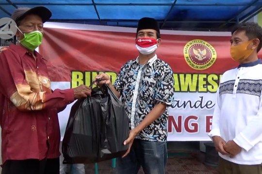 200 paket berbuka puasa untuk paguyuban masyarakat Jawa
