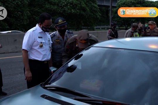 Anies : Lindungi Jakarta, jangan keluar masuk