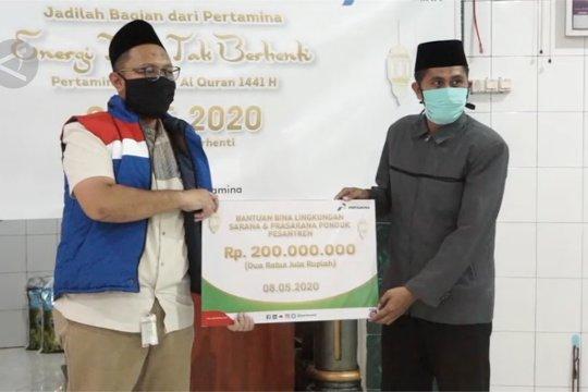 Bantuan Pertamina untuk anak yatim dan pondok pesantren di Papua
