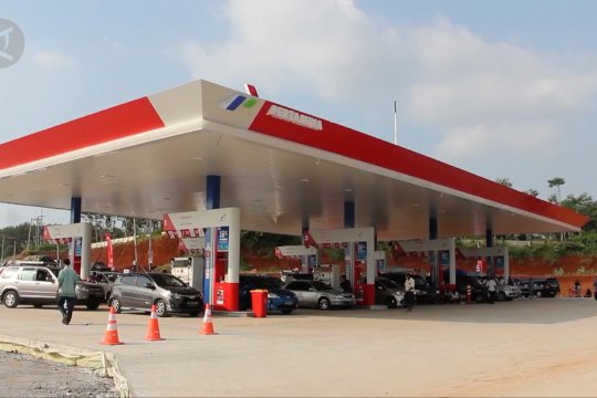 Konsumsi BBM di Jateng-DIY saat Ramadhan turun 40%
