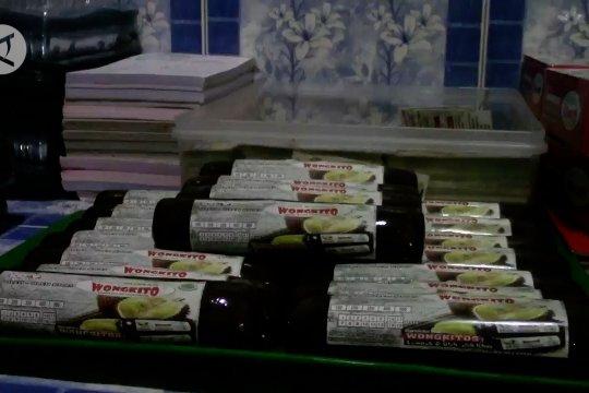Legitnya lempok durian Palembang terkirim ke mancanegara