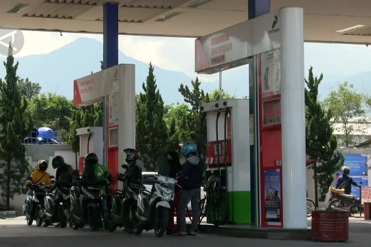Mendag pastikan stok dan takaran BBM di Jabar aman