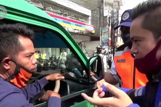 Organda minta pemerintah perhatikan pengemudi konvensional