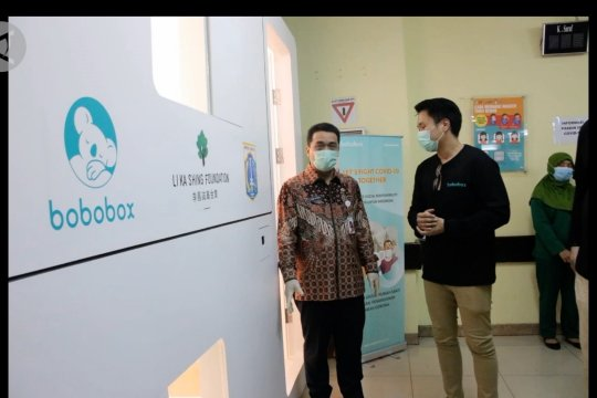 Pemprov DKI terima bantuan hotel kapsul bagi tenaga medis