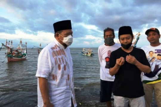Ketua DPD dengarkan keluh kesah nelayan Banyuwangi terdampak COVID-19