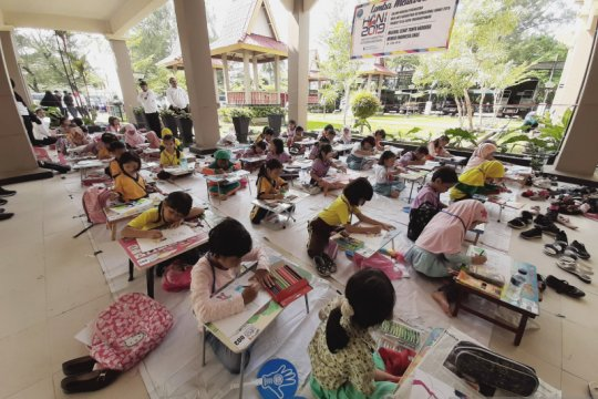 Masih berisiko, KPAID Kepri rekomendasikan tunda buka sekolah