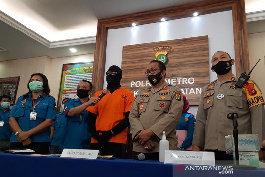 Senin, artis terjerat narkoba hingga kebakaran hunian di Menteng