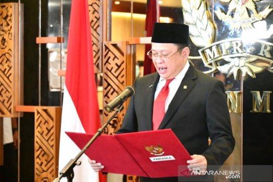 Bambang Soesatyo: Saya lebih suka menyebutnya gaya hidup baru