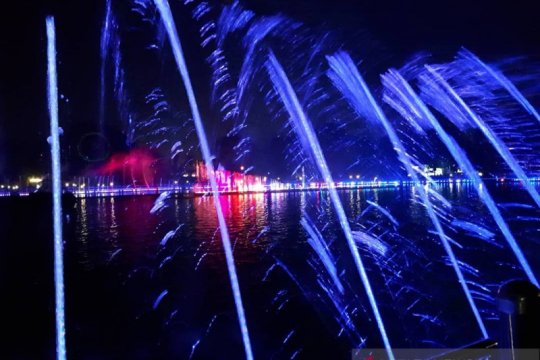 Meski diterapkan AKB,  tempat wisata di Purwakarta tak dibuka total