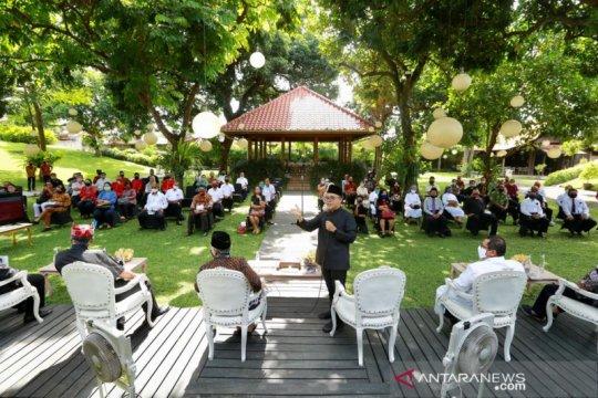 Bupati Banyuwangi diskusikan normal baru dengan tokoh lintas agama