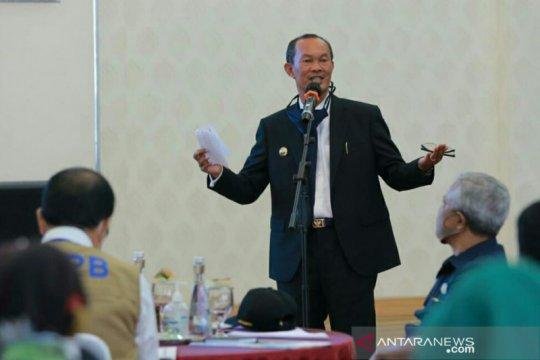 Kasus COVID-19 masih tinggi, Palembang isyaratkan perpanjang PSBB