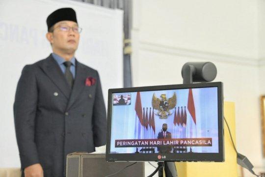 Ridwan Kamil: Pancasila perekat Bangsa Indonesia