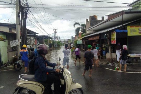 Banjir dan longsor landa Badung dan Denpasar
