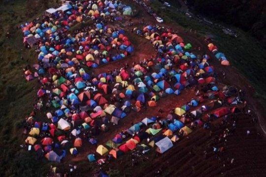 Padat saat pandemi, Pemkab Bogor: Bukit Alas Bandawasa tak berizin