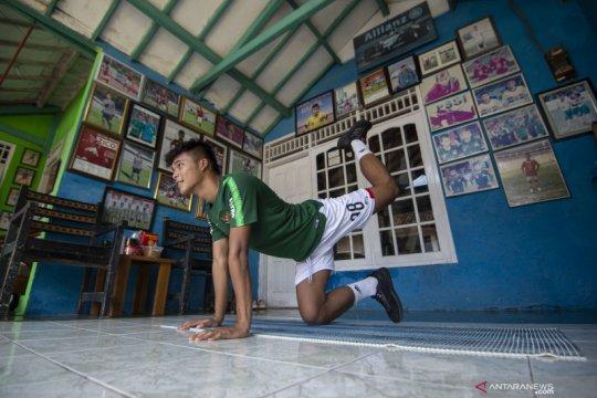 Sutan Zico janji kerja keras untuk tampil di Piala Asia U-19