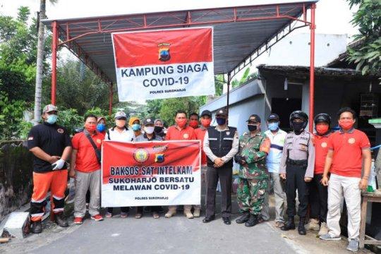 Polda Jateng membentuk 284 Kampung Siaga COVID-19