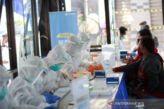 Pelindo III sebar tiga ribu rapid test bagi warga pesisir Banyuwangi