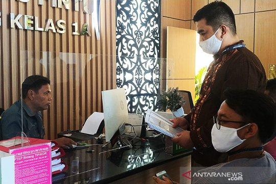 Perkara Muzni Zakaria dilimpahkan ke Pengadilan Negeri Padang