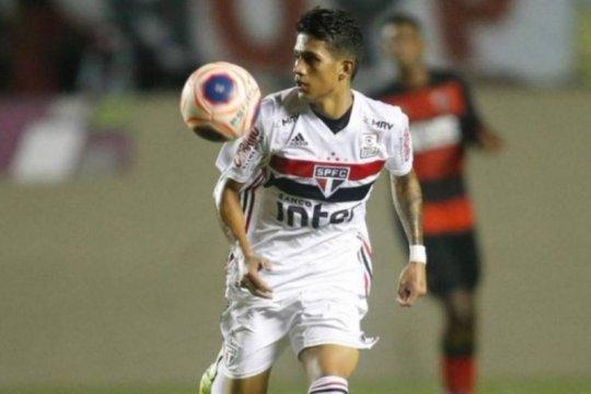 Barcelona akan segera dapatkan pemain remaja Sao Paulo