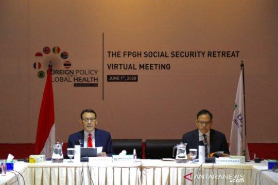 Program JKN-KIS diperkenalkan BPJS pada pertemuan internasional