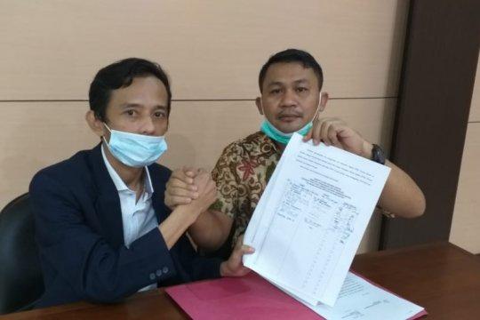 Belasan anggota DPRD Banten tanda tangani usul interpelasi Gubernur