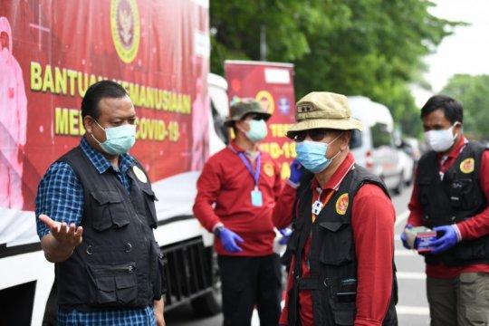 "BIN: 186 orang reaktif COVID-19 pada ""rapid test"" di Surabaya"