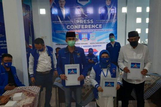 Demokrat Banten usung tiga bakal calon kepala daerah di Pilkada 2020