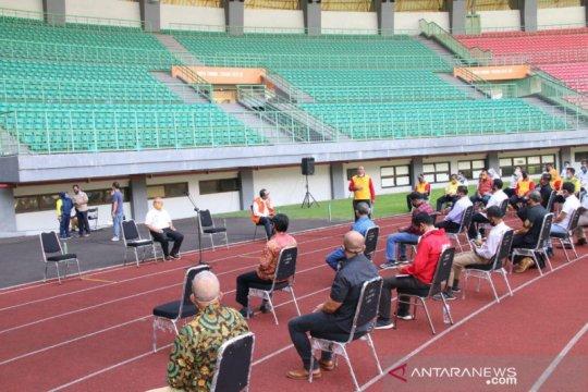 Wali Kota Bekasi jelaskan 'new nomal' kepada pengelola pasar dan mal