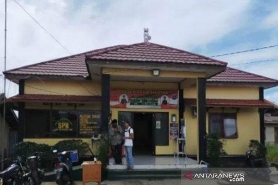 Polsek Daha Selatan diperketat, layanan masyarakat tetap dibuka