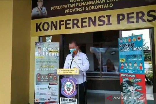 14 kasus baru COVID-19 di Gorontalo, 3 meninggal dunia