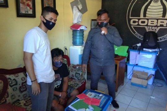 Polres Belitung ringkus pelaku penyalahgunaan narkotika