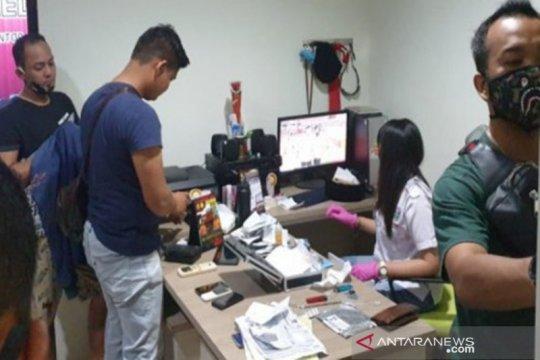 Polisi tangkap oknum ASN Basarnas Banjarmasin simpan sabu-sabu