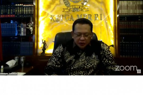 Ketua MPR minta pemerintah tinjau kembali kebijakan bebas visa
