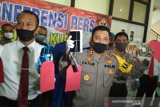 Polisi tangkap pelaku pencurian dengan menyekap korban