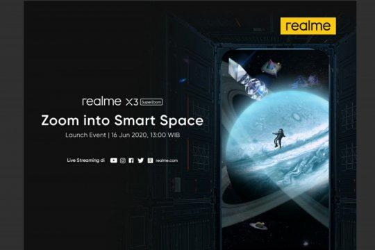 Realme pastikan bawa X3 SuperZoom ke Indonesia
