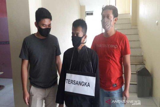 Polres Temanggung rekonstruksi kasus pembunuhan anak di Kaloran