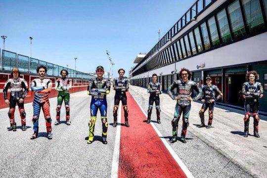 Rossi dan VR46 Academy kembali berlatih di Misano