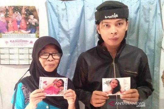 Keluarga berharap kepastian terkait kematian TKI asal Cianjur