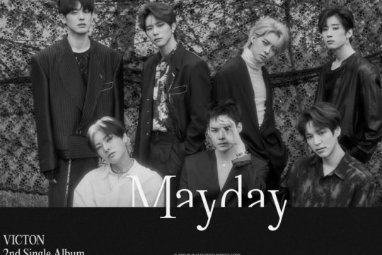"VICTON hadirkan kesan dramatis lewat video ""Mayday"""