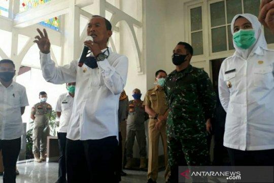 PSBB Palembang dilanjutkan ke tahap II selama 14 hari