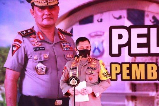 Kapolda: COVID-19 Surabaya ditekan lewat optimalisasi kampung tangguh