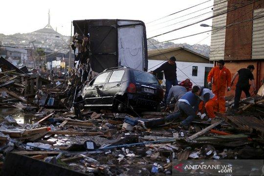 Gempa dengan magnitudo 6,8 guncang Chile utara