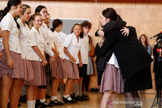 Selandia Baru sediakan pembalut menstruasi gratis bagi siswa perempuan